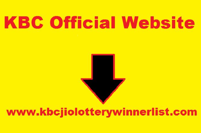KBC Official Website