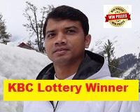Biren Lakra KBC lottery Winner