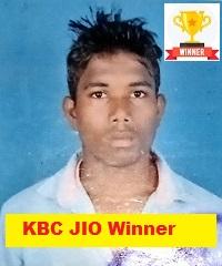Bittu Kumar KBC JIO winner
