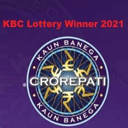 KBC Lottery Winner 2021 List WhatsApp | Check JIO KBC Lottery Online