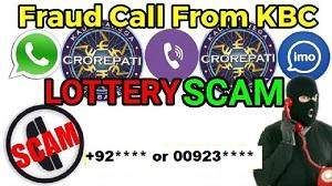 KBC Fraud Call