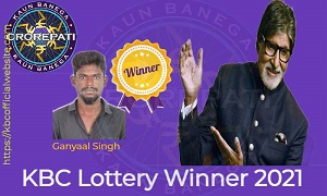 kbc lottery winner list 2021