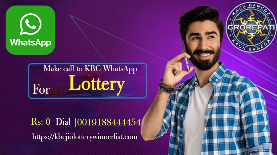 KBC WhatsApp Number and KBC Lottery Website