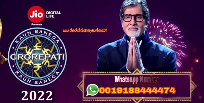 KBC WhatsApp Number 0019188444474